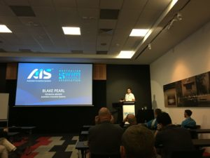 AIS Presentation at Splash