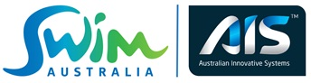 AIS and Swim Australia logos