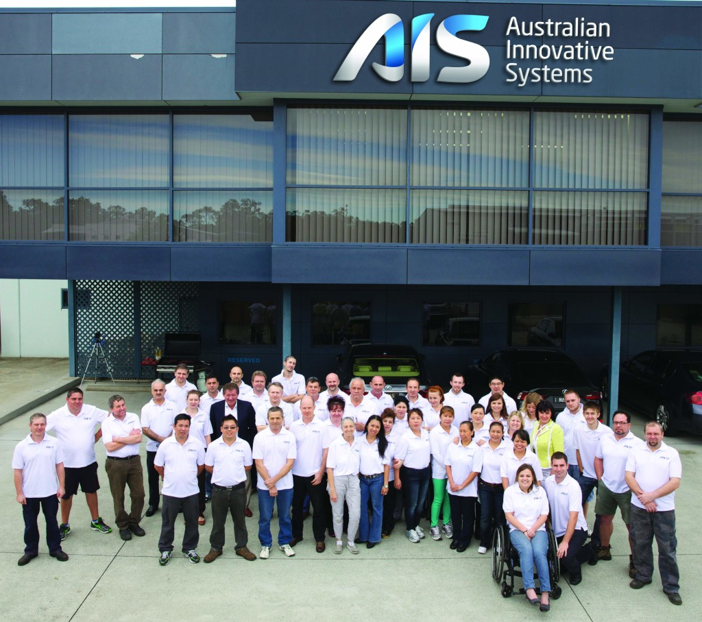Australian Innovative Systems Team_