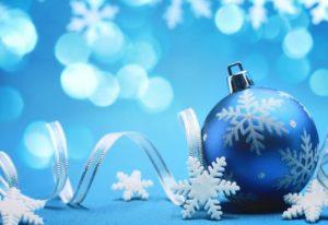 Christmas & New Year's break