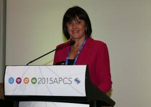 Elena Gosse at APCS
