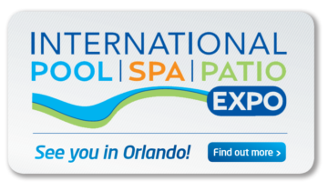AIS going to International Pool, Spa & Patio Expo in Florida in October