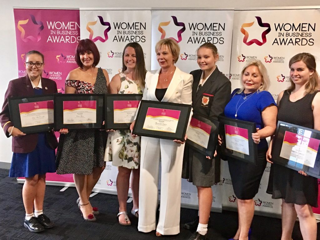Elena Gosse Women in Business Awards