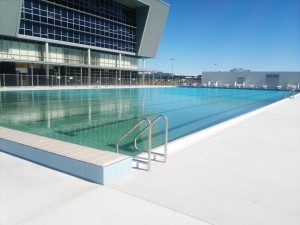 USC swimming pool